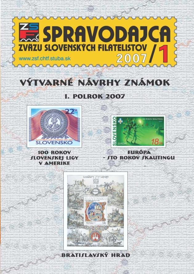 Spravodajca č.1/2007