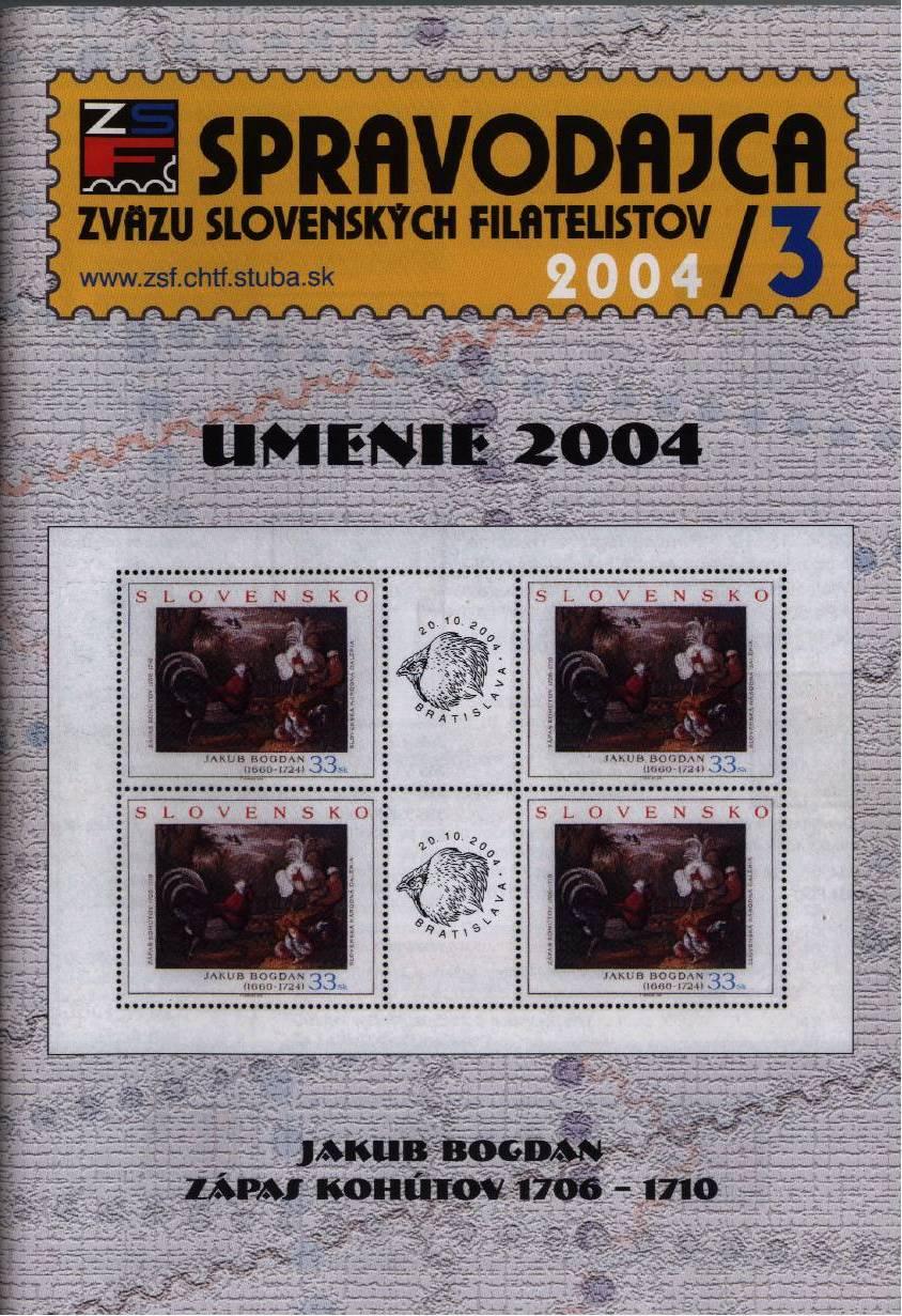 Spravodajca č.3/2004