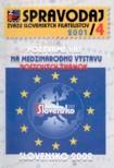 Spravodajca č.4/2001